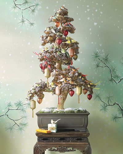 Home Trends Pot small christmas tree design - Picture on Home