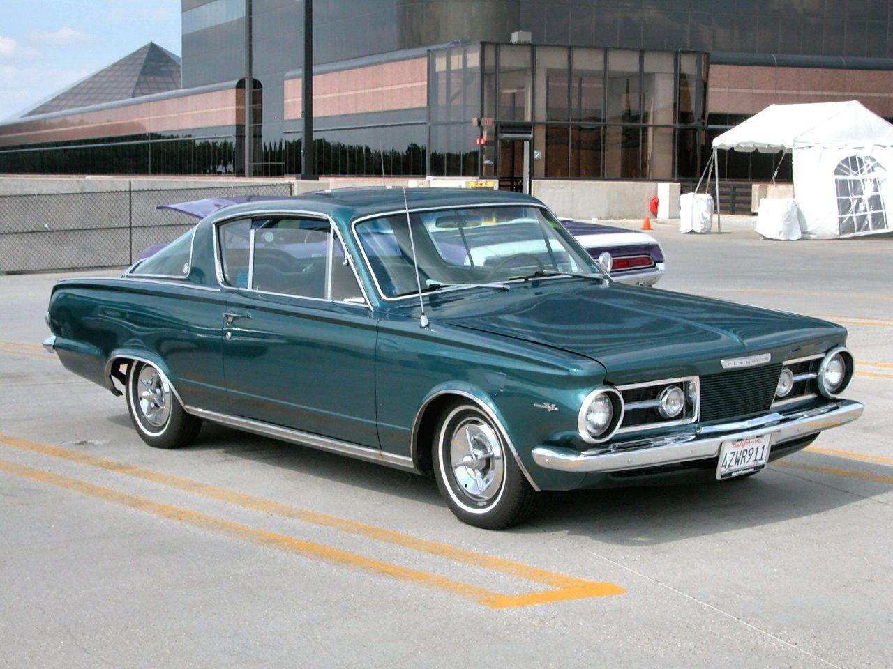 Plymouth Barracuda 65