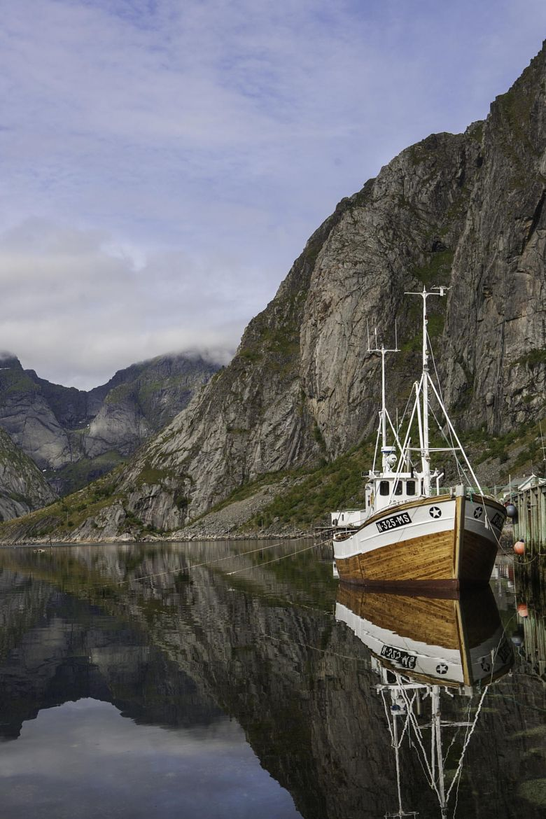 A calm afternoon in Svolvaer, Norway by Hank Oscarsson on 500px