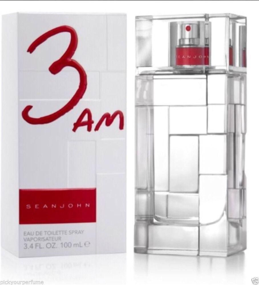 Sean John  AM Cologne Men Eau De Toilette Spray  oz  Eau de