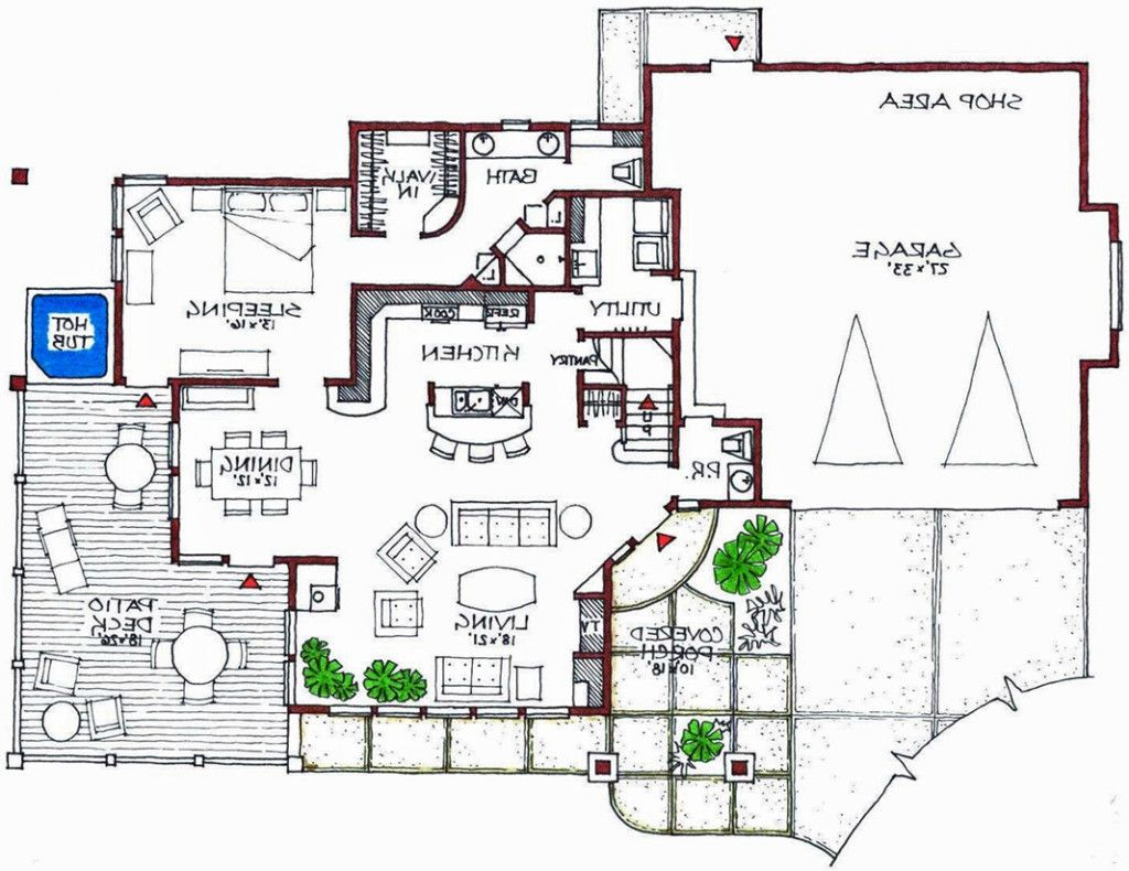 eco friendly house plan designs | house plans and ideas