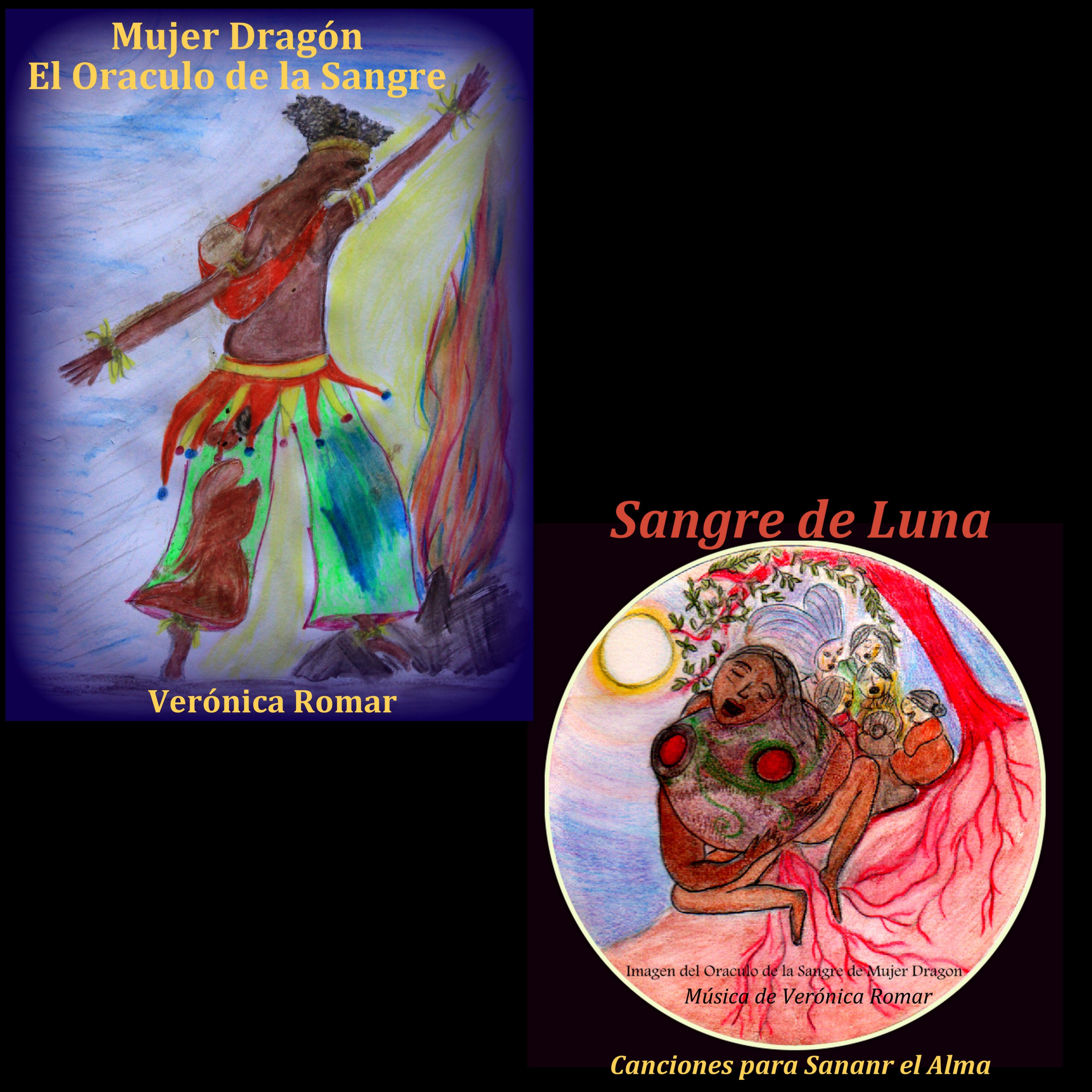 Un viaje a Ritmo Natural. El Canto de la Sangre de las Mujeres. La Danza que Conecta con la Sabiduria del Cuerpo, El Oraculo de la Sangre, El Viaje a ese Lugar Sagrado donde habitan todas las Res…