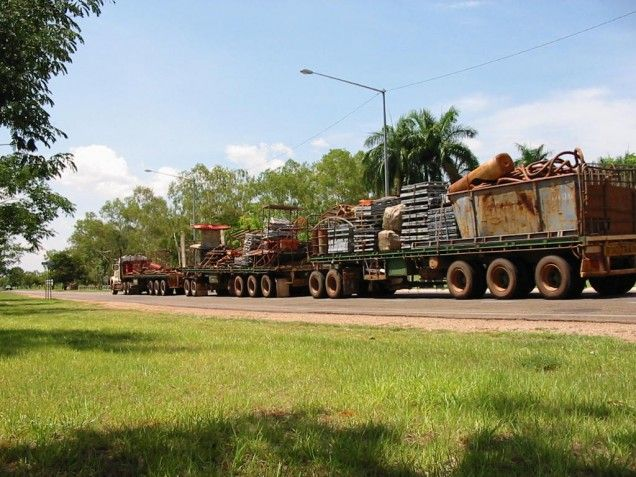 Darwin - Perth, Deel 3, Kununurra - Northern Territory, Australië | Reisreporter.nl