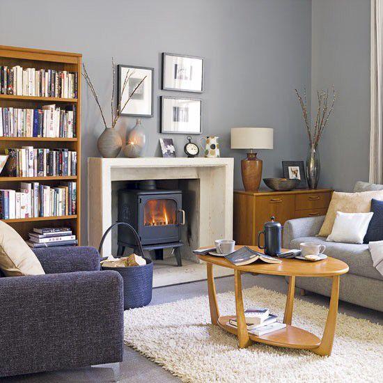 Best Log Burner No Chimney Br**St Lovely Colour Scheme Lounge Pinterest Log Burner Living 400 x 300