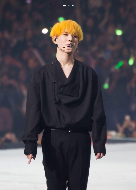Hair colour image boy into yu  do not edit ud  got  pinterest  got got yugyeom and