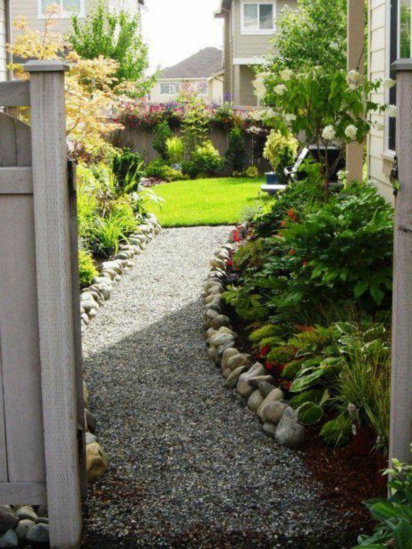 Créer Le Plus Beau Jardin Avec Le Gravier Pour Allée !   Gravier