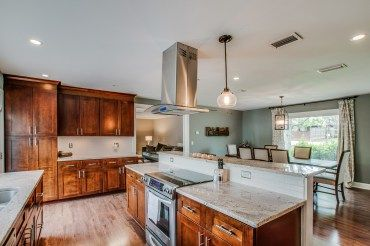 Killer open kitchen in our latest #Nashville home for sale.