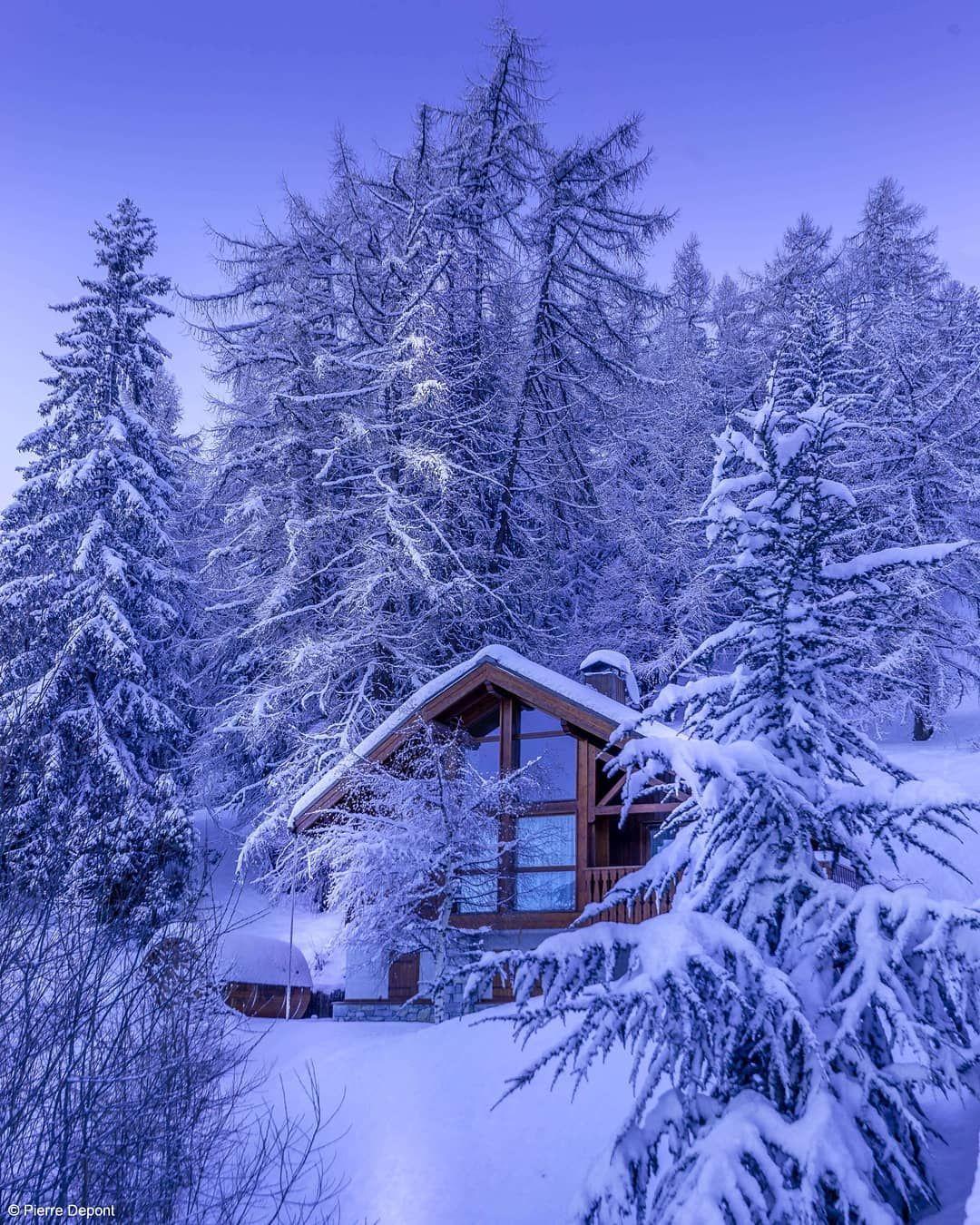 1 094 Mentions J Aime 37 Commentaires Savoie Mont Blanc Savoiemontblanc Sur Instagram C Est L Hiver Dites Nous En House Styles Home Decor House