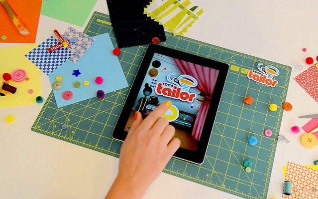 Toca Tailor, un app para jugar a diseñar moda.