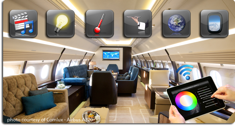 Iplane In Flight Entertainment And Cabin Management