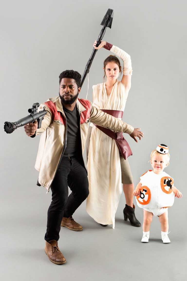 Dress Up Your Little Love Bug In This Bb8 Costume For Halloween Star Wars Halloween Costumes