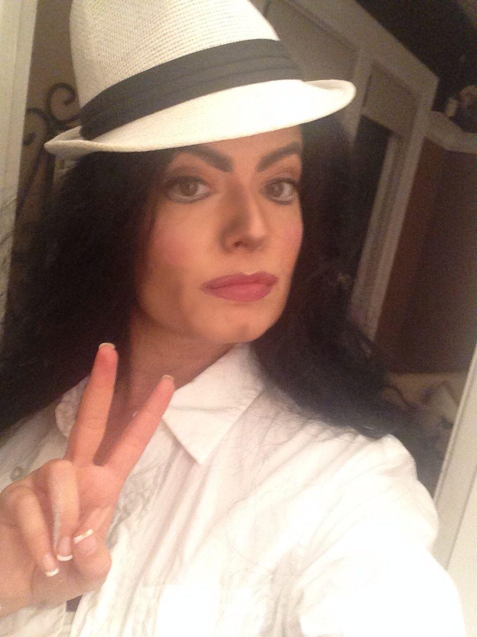 Michael Jackson costume #halloween #costume #makeup #charactermakeup