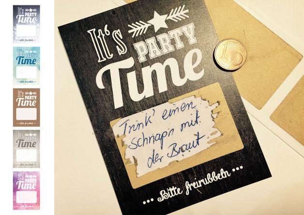 **Langeweile auf der (Hochzeits)-Party? Muss nicht sein ...