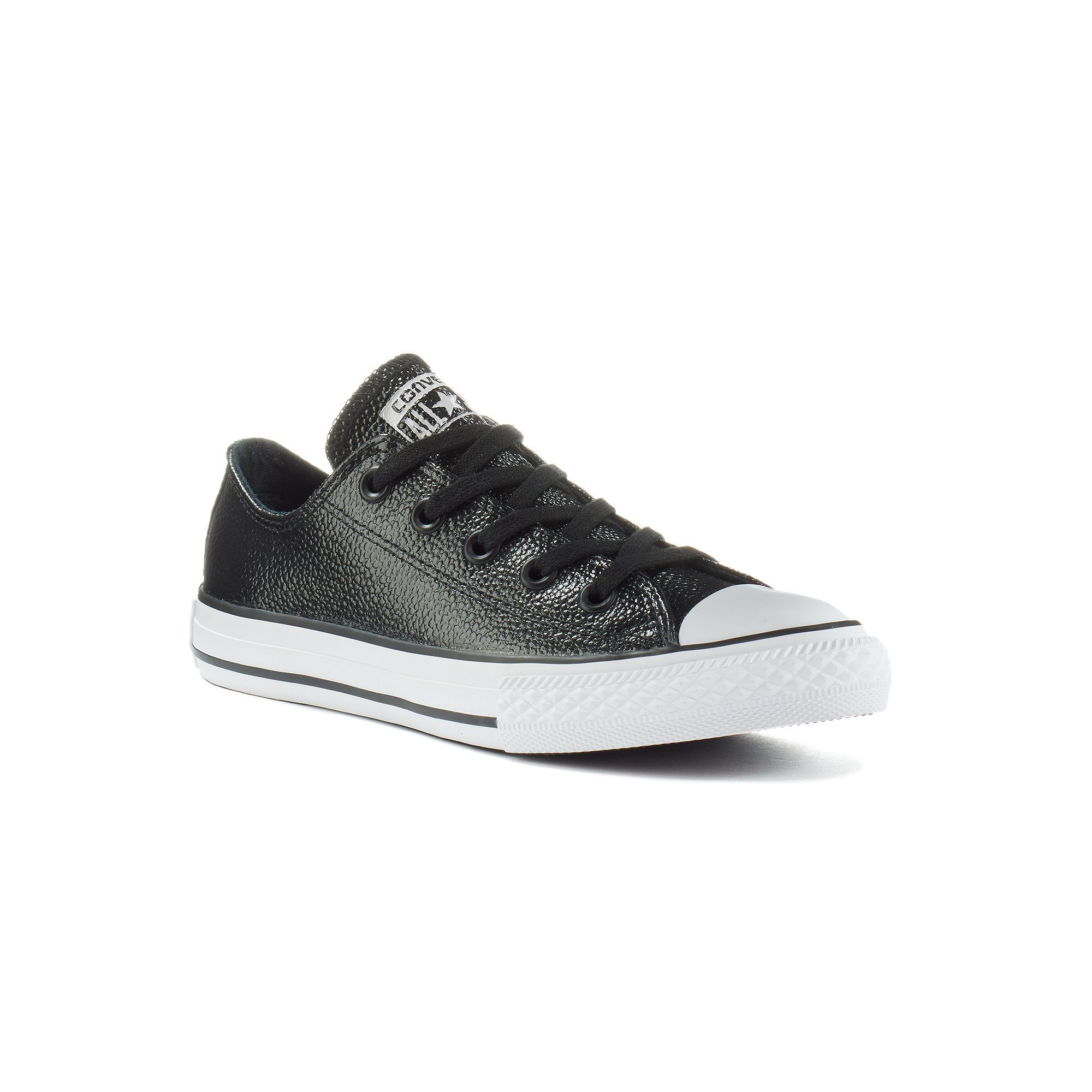 6e3d5ba8144 Kids  Converse Chuck Taylor All Star Stingray Leather Shoes