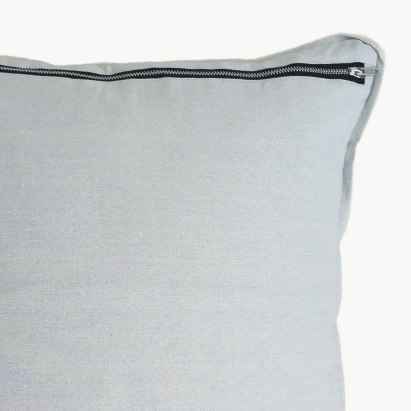 BLACK MAGIC | 50cm Cushion | textiles + Linen Homewares | dosombre.com