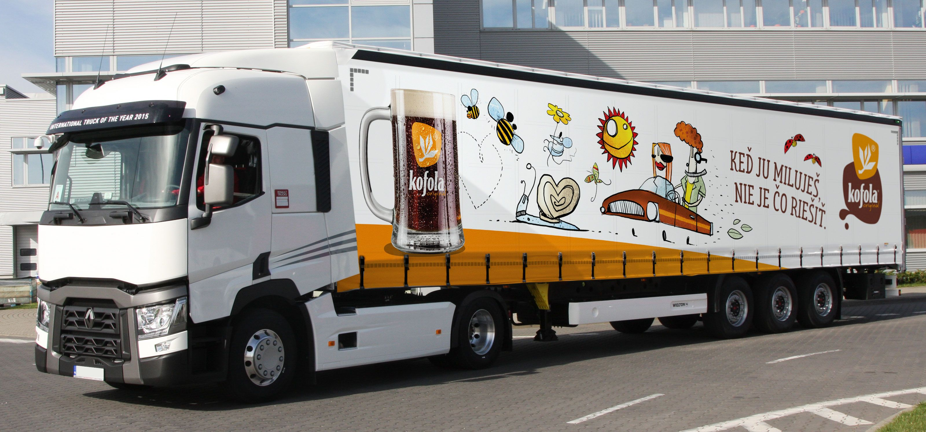 Truck Curtainsiders Unrivalled Endurance And Appearance Trucks