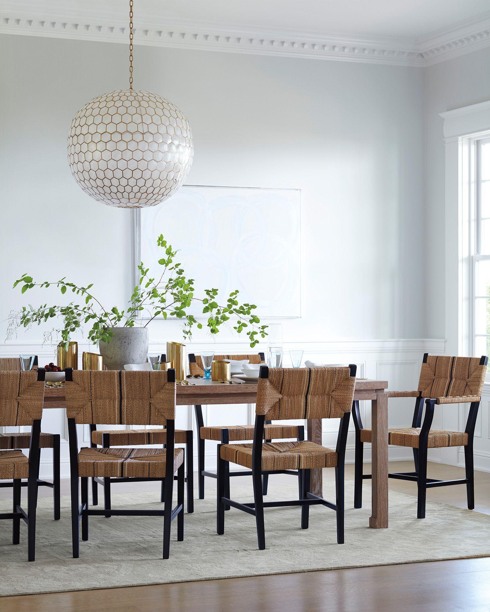 Capiz Honeycomb Chandelier Lighting Home Decor Furniture