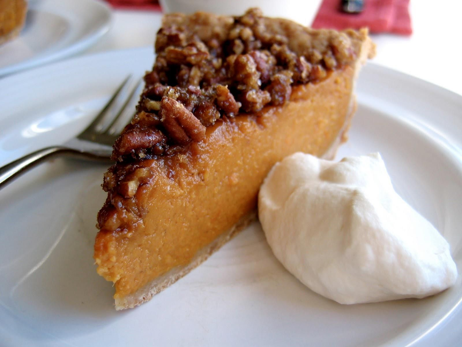 Pecan Sweet Potato Pie | Desserts | Pinterest