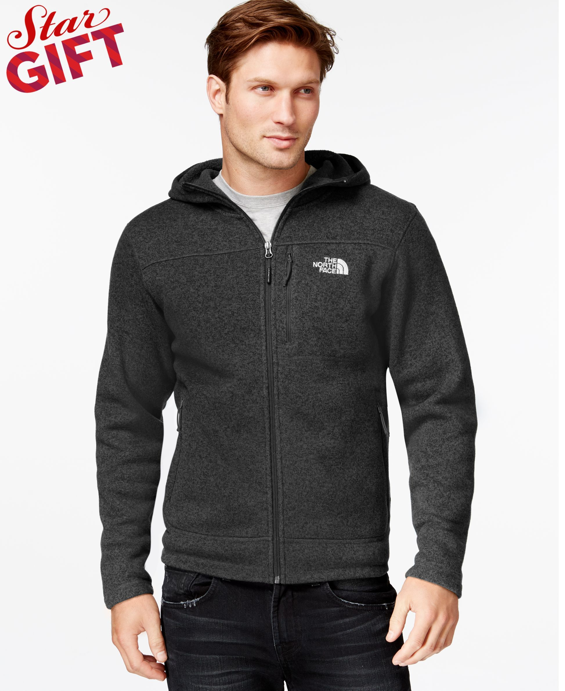 7515a8284b1d The North Face Gordon Lyons Zip-Front Hoodie