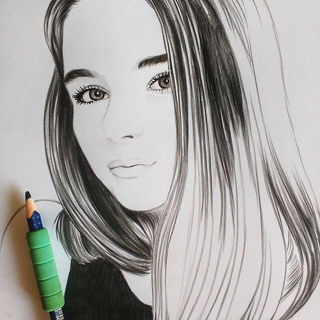Новый заказ в процессе)#drawing #pensils #art#verslerveronika