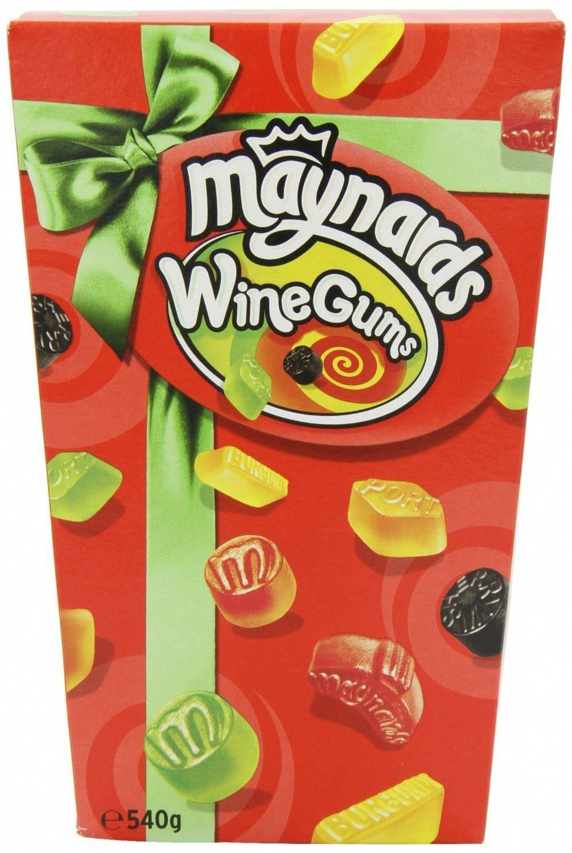 Price Drop Maynards Wine Gums Carton 540g Pack Of 3 4 72 Winedeals With Images Wine Gums Maynards Wine Gums Gum