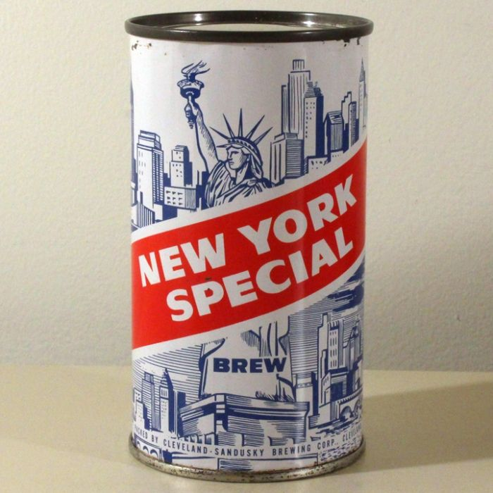 New York Special Brew ,Cleveland -1950's / FT
