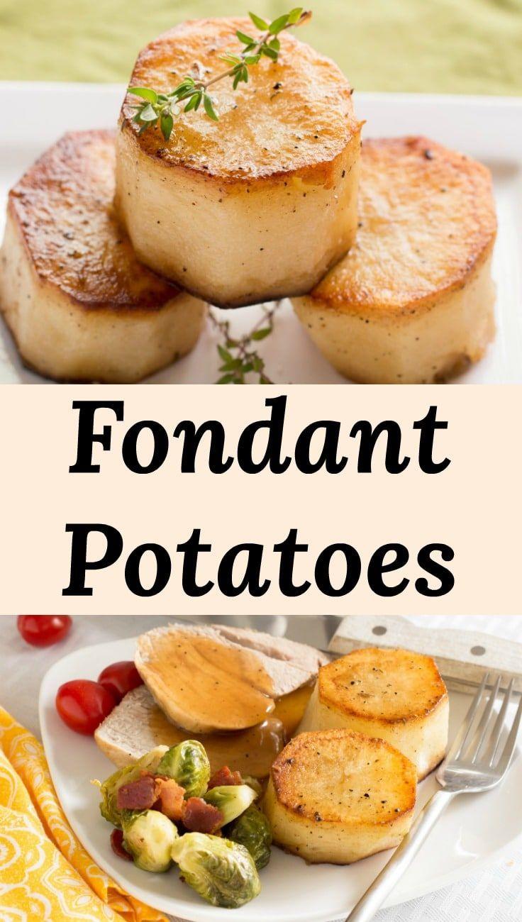 Fondant Potatoes | Pear Tree Kitchen