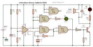 Resultado de imagen de circuit integre regulateur de tension