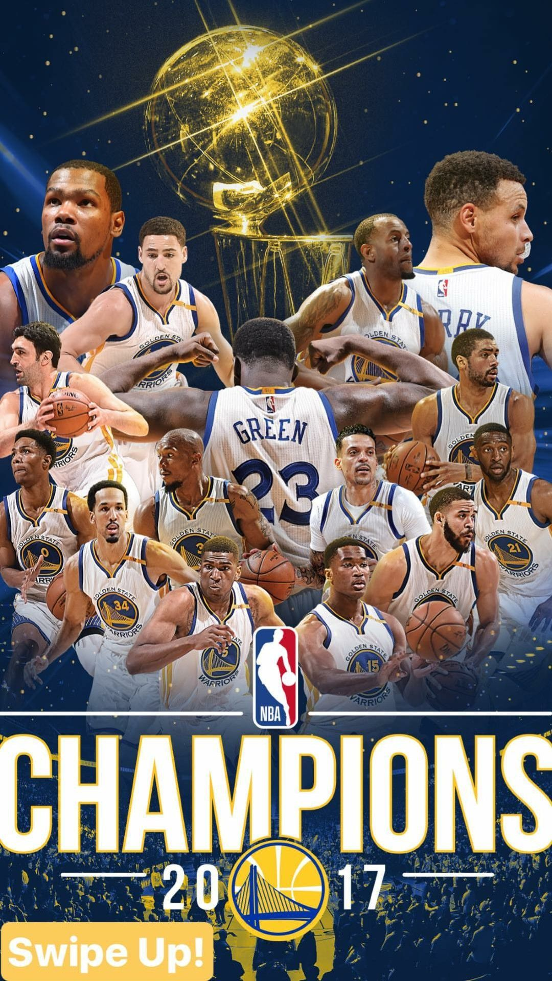 Golden State Warriors Win Nba Finals 2016 17 With Images Nc