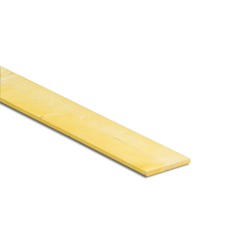 Volige En Sapin Epicéa 14x150 Mm Long 3 M Classe 2