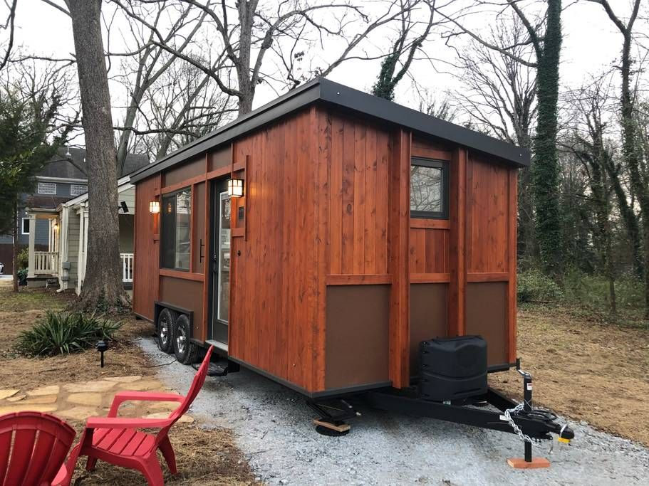 Escape Tiny House Vacation In Atlanta Tiny House