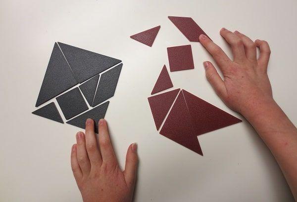 tangrams for kids educational tips and a printable