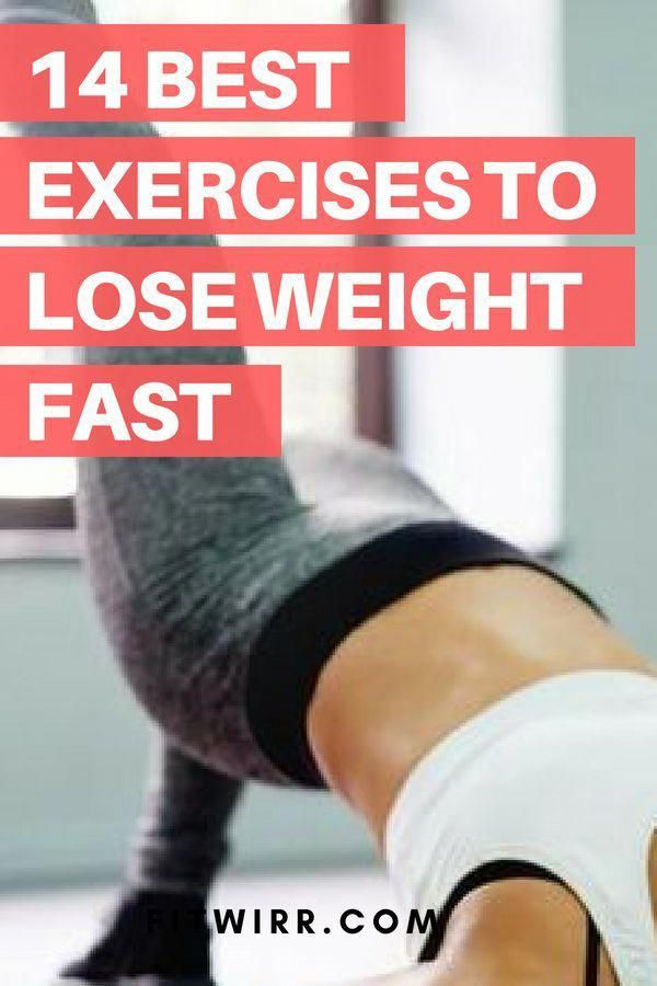 Exercises to Lose Weight – 14 Best Exercises for Weight Loss