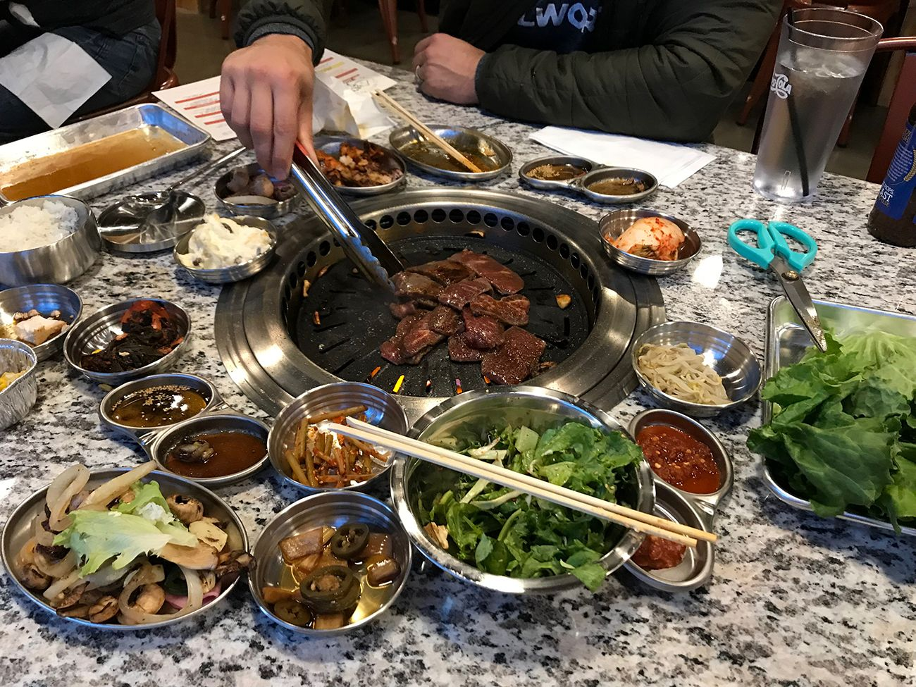 Yakiniku Ohji S New Japanese Charcoal Bbq And Salmon Buffet At Ang Mo Kio Eatbook Sg Food Wastage Food Street Food
