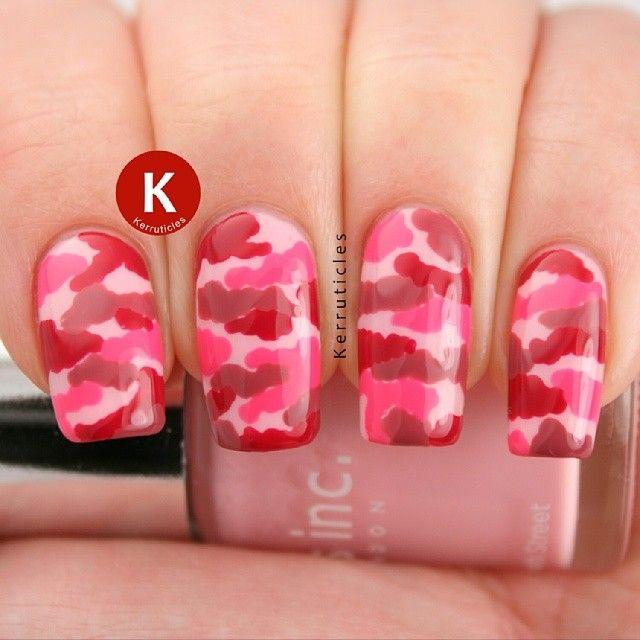 Instagram Photo By Kerruticles Nail Nails Nailart Nail Art