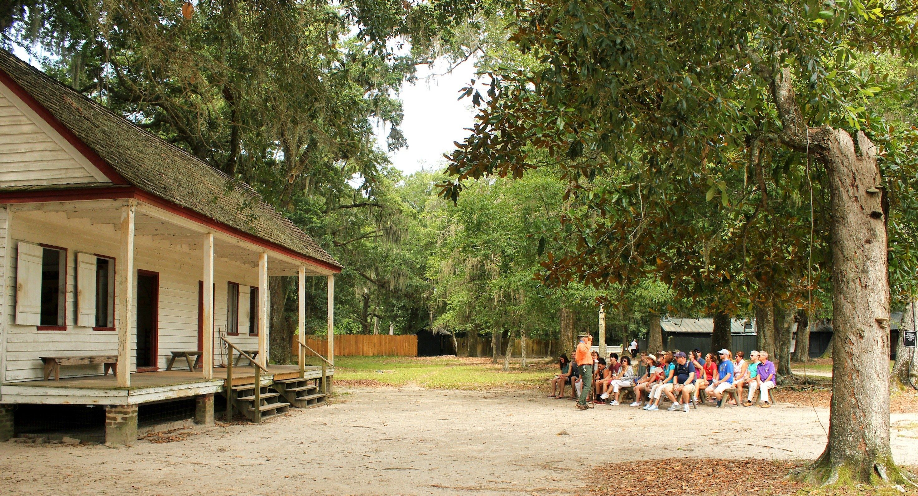 The tourism and wedding businesses at southern plantations clash with their efforts to present a more comprehensive history of how these sites perpetuated the horrors of American slavery.