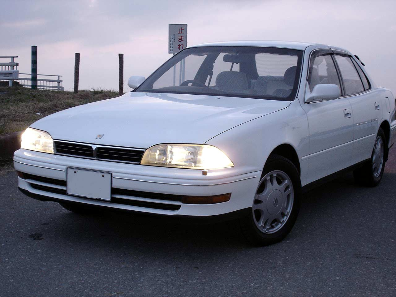 Toyota Camry (V30) | Classic Cars | Pinterest | Toyota camry ...
