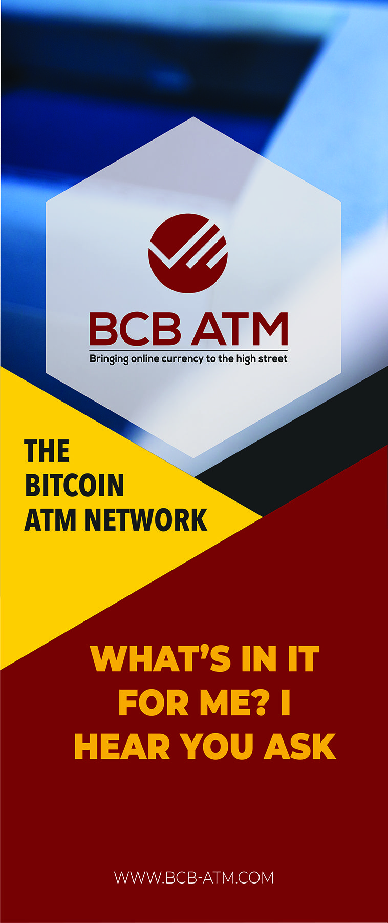 Help us reach 50 Bitcoins ATMs across UK before July and we will