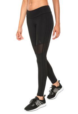 6649415612a Legging adidas Performance Vwo Preta - Compre Agora