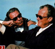THE POLICY OF DETENTE The West German Chancellor Willy Brandt (right) and Brezhnev  sc 1 st  Pinterest & THE POLICY OF DETENTE: The West German Chancellor Willy Brandt ...