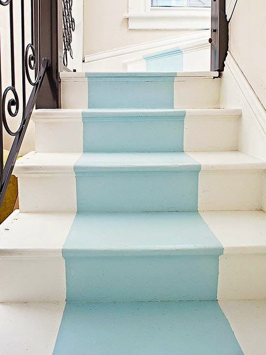 Style Market: Trend I'm Loving: Painted Stairs
