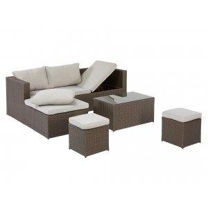 1000+ ide tentang garten lounge set di pinterest | gartenset, Garten und Bauen