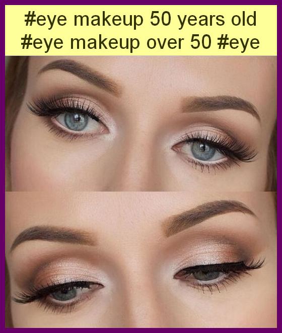wonderful eye makeup 50 years old eye makeup over 50