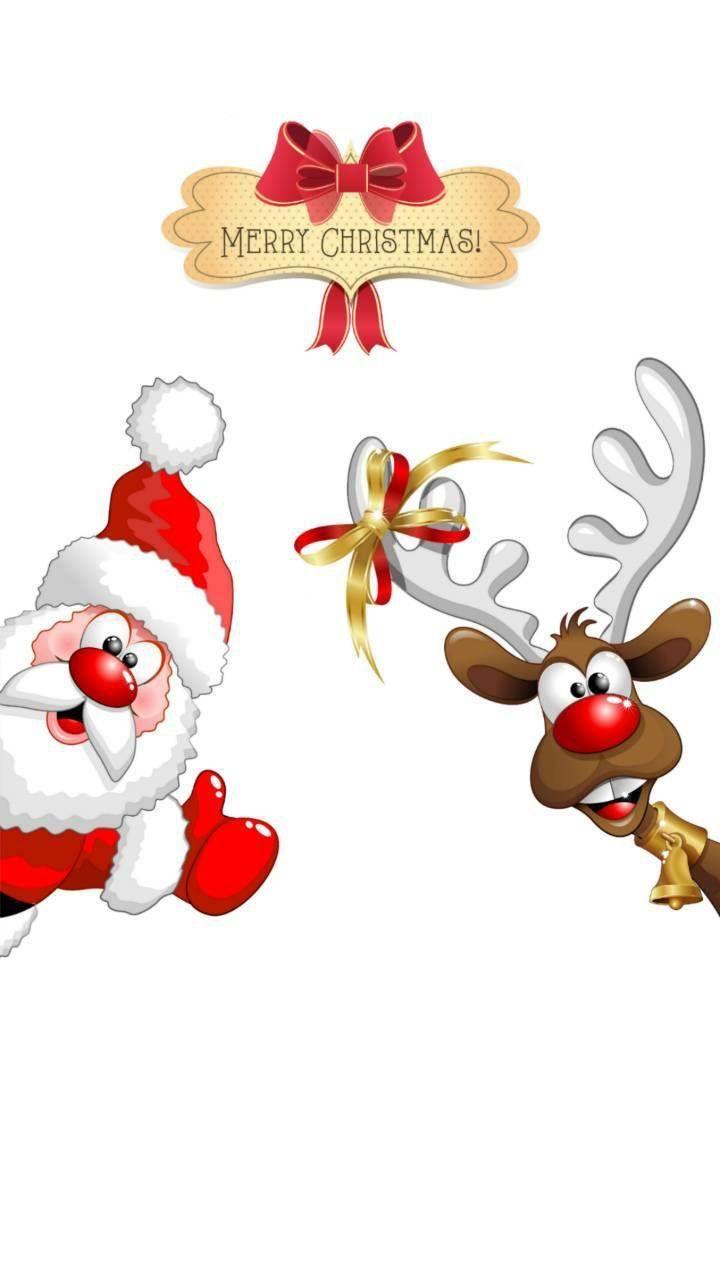 Изображение « ️ CHRISTMAS ~ MERRY CHRISTMAS & HAPPY NEW ...