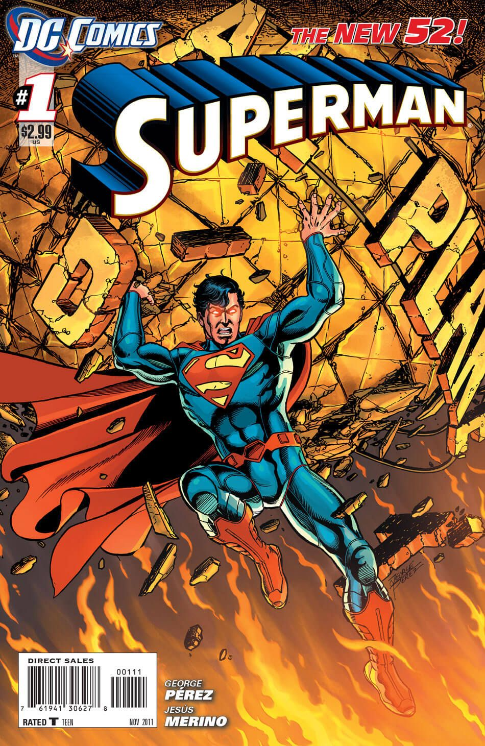 In Case You Needed Reminding: Superman is a Dick.