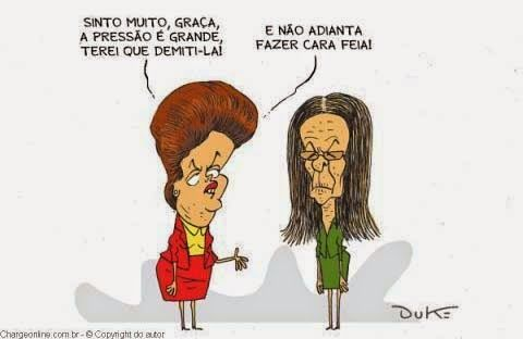 Blog do Poyastro: CHARGE DO DUKE