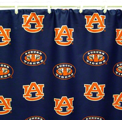 Auburn Tigers Shower Curtain Already Have This Making An Auburn