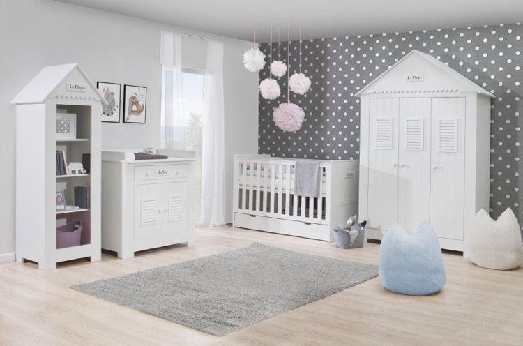 papier peint chambre bb fille interesting galerie de. Black Bedroom Furniture Sets. Home Design Ideas