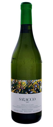 Saracco Moscato D\'Asti is an amazing wine. I have to thank you ...