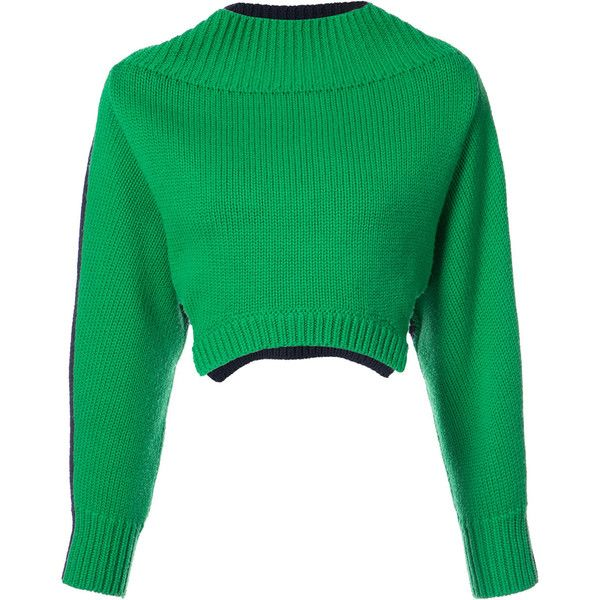 Monse oversized cropped sweater Big Sale Online Largest Supplier Cheap Price Latest From China Online Outlet Sast nHeRJ